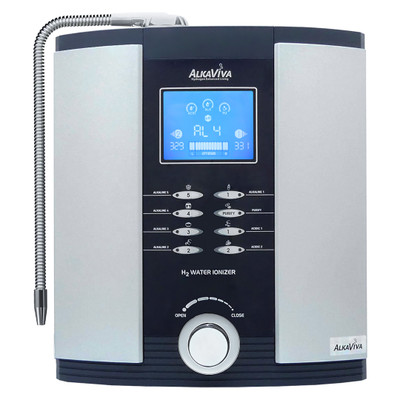 AlkaViva Melody II Countertop Water Ionizer