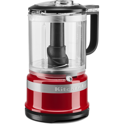 KitchenAid 1.2L Food Processor in Empire Red