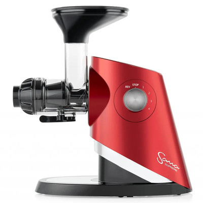 Sana Supreme 727 Juicer in Red