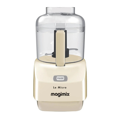 Magimix Le Micro Mini Chopper in Cream