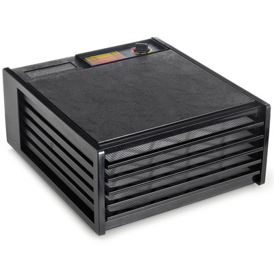 Excalibur 5-Tray Dehydrator in Black