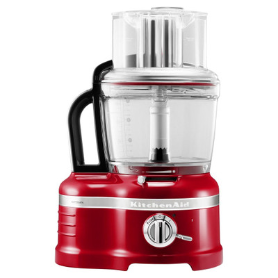KitchenAid 4.0 L Artisan Food Processor 5KFP1644BER in Empire Red
