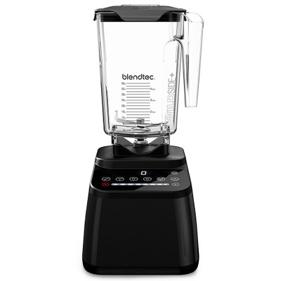 Blendtec Designer 650 Blender in Black