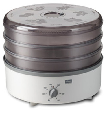 Stockli Dehydrator with Stainless Steel Trays