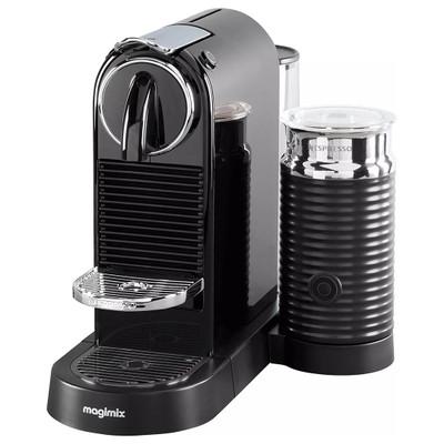 Magimix Nespresso CitiZ Refresh & Milk 11317 Coffee Machine in Black