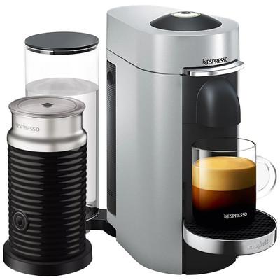 Magimix Nespresso Vertuo Plus & Milk 11388 Coffee Machine in Silver