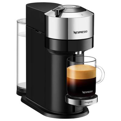 Magimix Nespresso Vertuo Next Deluxe 11709 Coffee Machine in Chrome