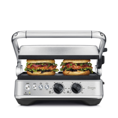 Sage the BBQ & Press Grill SGR700BSS in Stainless Steel