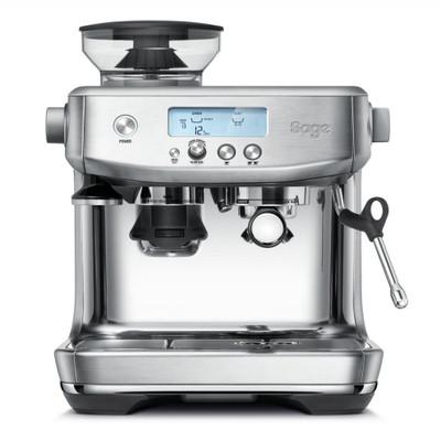 Sage the Barista Pro Espresso Machine SES878BTR in Stainless Steel