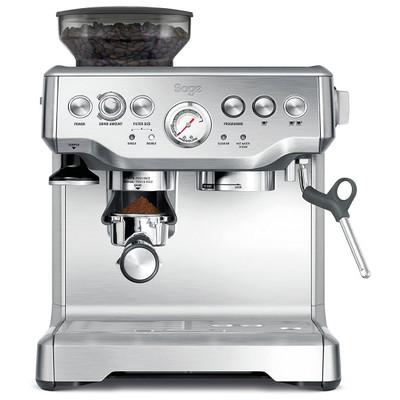 Sage the Barista Express Espresso Machine BES875UK in Stainless Steel