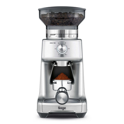 Sage the Dose Control Pro Coffee Grinder BCG600SIL in Silver