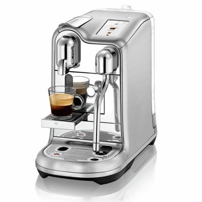 Sage the Creatista Pro Nespresso Coffee Machine SNE900BSS in Stainless Steel
