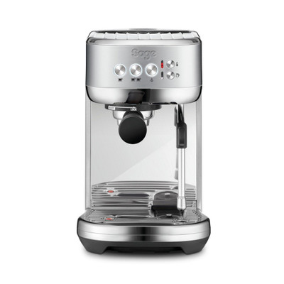 Sage the Bambino Plus Coffee Machine SES500BSS in Stainless Steel