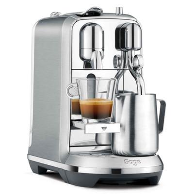 Sage the Creatista Plus Nespresso Coffee Machine BNE800BSS in Stainless Steel