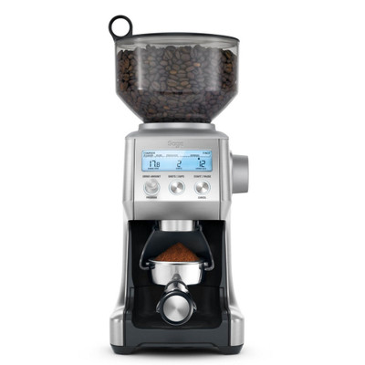 Sage the Smart Grinder Pro BCG820BSS in Stainless Steel