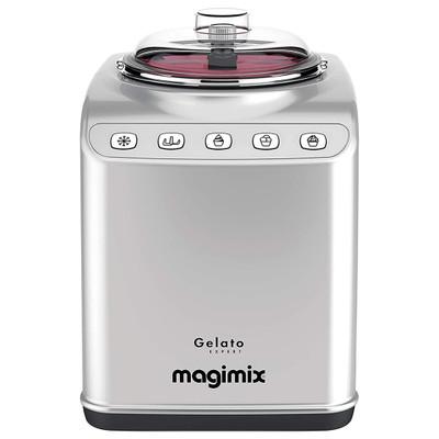 Magimix Gelato Expert Ice Cream Maker in Silver