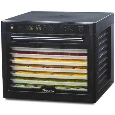 Sedona Classic 9-Tray Dehydrator in Black