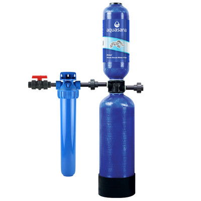 Aquasana Rhino EQ-1000 Premium 10 Year Whole House Water Filtration System