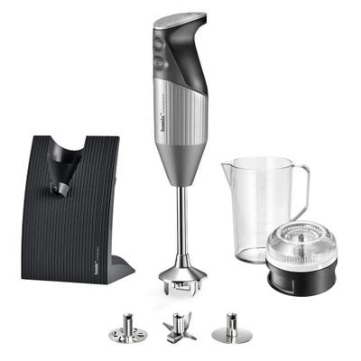 Bamix SwissLine Hand Blender in Silver