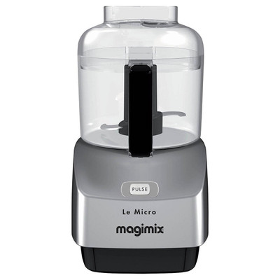 Magimix Le Micro Mini Chopper in Satin