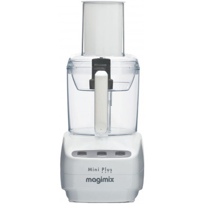 Magimix 'Le Mini' Plus Food Processor in White