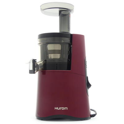 Hurom H-AA Alpha 3rd Generation Slow Juicer in Red
