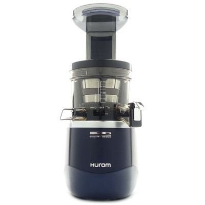 Hurom H-AE Alpha+ Slow Juicer in Dark Navy