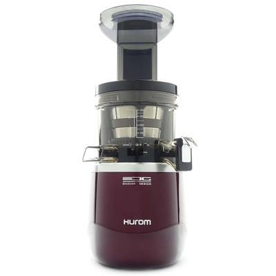 Hurom H-AE Alpha+ Slow Juicer in Burgundy Red