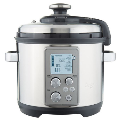 Sage the Fast Slow Pro Cooker BPR700BSS in Stainless Steel
