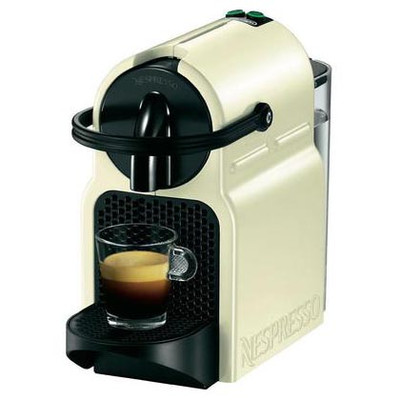 Magimix Nespresso Inissia Coffee Machine in Cream