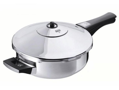 Kuhn Rikon Duromatic Inox 2.5L Pressure Cooker with Long Handle