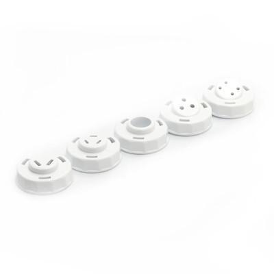 Samson Nozzle Set x 5 (White)
