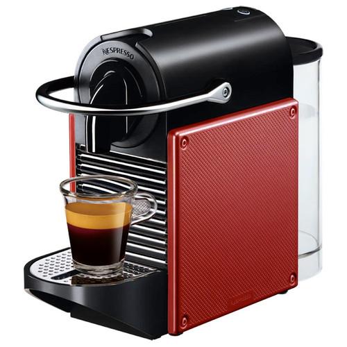Magimix Nespresso Pixie Coffee Machine in Red