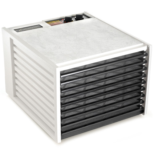 Excalibur 9-Tray Dehydrator with 26hr Timer in White