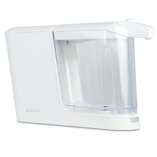 Aquasana Powered Water Filtration System Dispenser Version in White