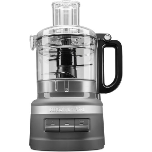 KitchenAid 1.7L Food Processor in Charcoal Grey