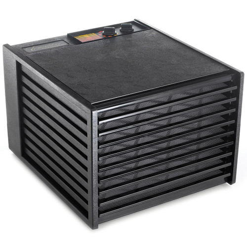 Excalibur 9-Tray Dehydrator with 26hr Timer in Black