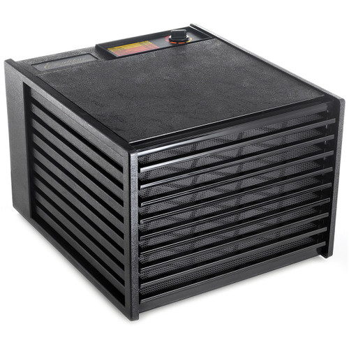 Excalibur 9-Tray Dehydrator in Black