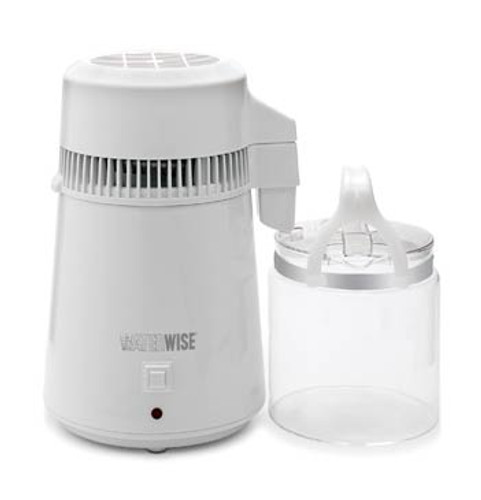 Waterwise 4000 Distiller with Free Glass Bottle