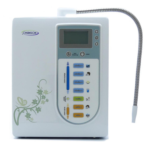 Chanson Eden 3-Plate Water Ionizer
