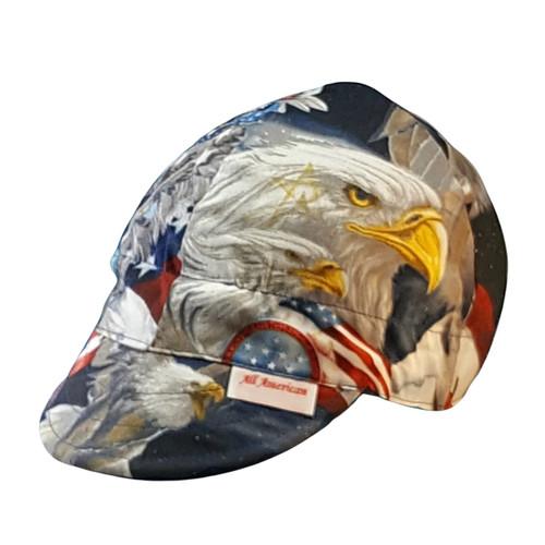 Patriot Welding Cap Hat