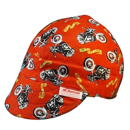 Biker for Life Biker Cap