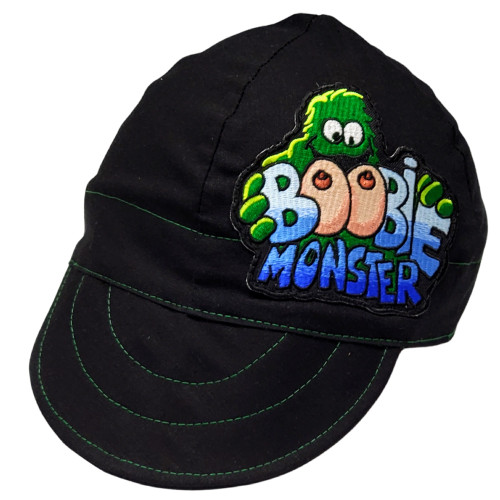 The Boobie Monster Welding Cap