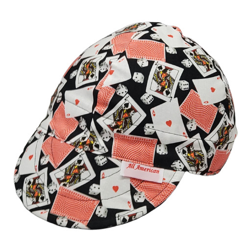 Full Deck Biker Cap