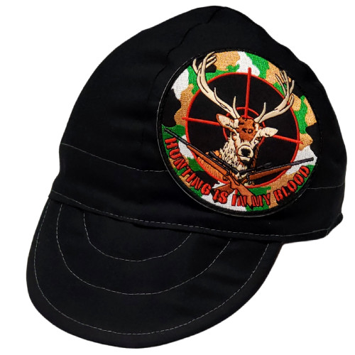 Hunting is in My Blood Welding Cap