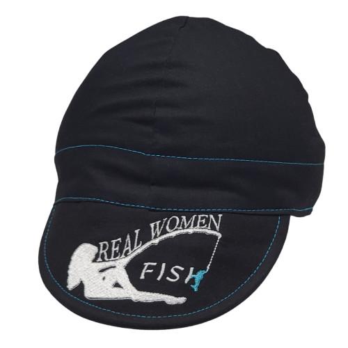 Real Women Fish Welding Cap