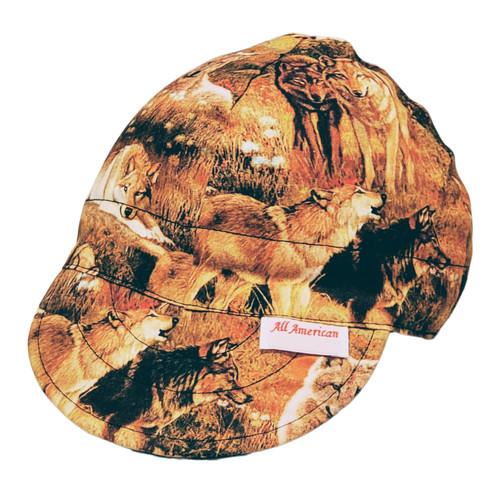 Territorial Trail Biker Cap Hat