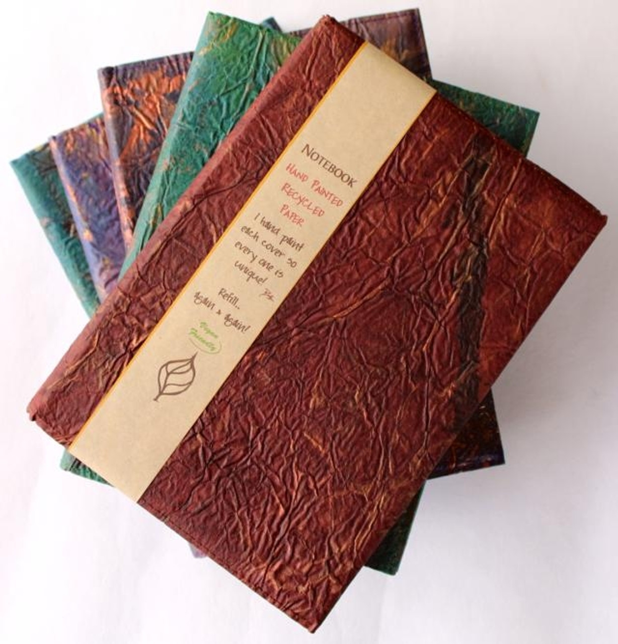 Paper Art Notebook Covers