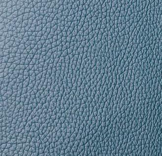 Leather Sea Blue