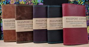 passport-covers Leather